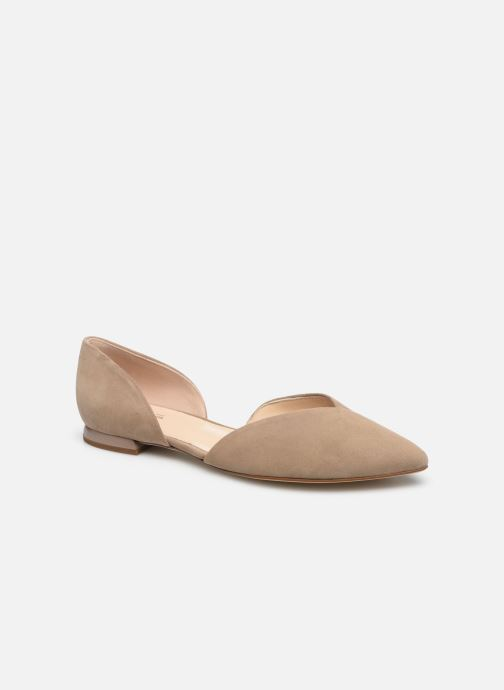 Ballerines HÖGL All-Day Beige vue détail/paire